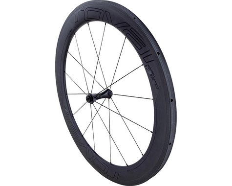 Specialized Roval CLX 64 Tubular Front Wheel (Carbon/Black) (QR x 100mm) (700c / 622 ISO)