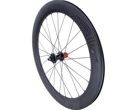 Specialized Roval CLX 64 Disc SCS Rear Wheel (Carbon/Black) (Shimano/SRAM 11spd Road) (QR/12 x 142mm) (700c / 622 ISO)