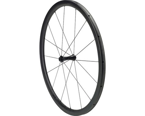 Specialized Roval CLX 32 Tubular Front Wheel (Carbon/Black) (QR x 100mm) (700c / 622 ISO)