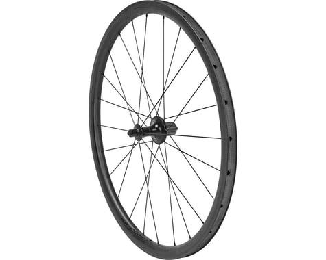 Specialized Roval CLX 32 Tubular Rear Wheel (Carbon/Black) (Shimano/SRAM 11spd Road) (QR x 130mm) (700c / 622 ISO)