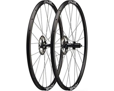 Specialized Roval SLX 24 Disc Brake Wheelset (Blac (Shimano/SRAM 11spd Road) (QR/12 x 100, QR/12 x 142) (700c / 622 ISO)