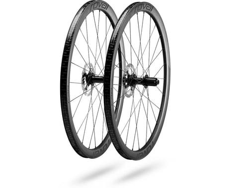 Specialized Roval C 38 Disc Brake Wheelset (Carbon/Black)
