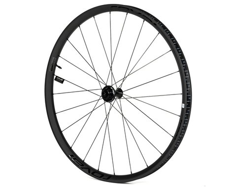 Specialized Roval Terra CLX Front Wheel (Carbon/Black) (12 x 100mm) (700c / 622 ISO)