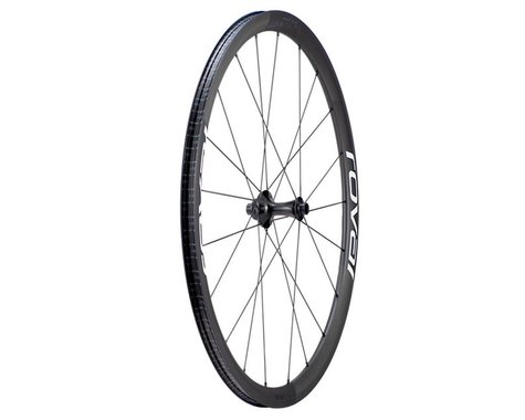Specialized Roval Alpinist CLX Front Wheel (Carbon/White) (12 x 100mm) (700c / 622 ISO)