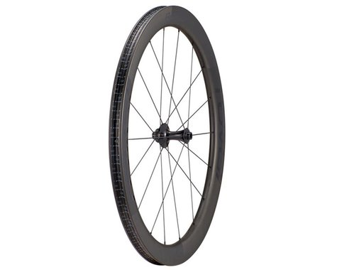 Specialized Roval Rapide CLX Front Wheel (Carbon/Black) (12 x 100mm) (700c / 622 ISO)