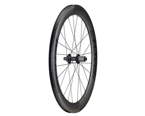 Specialized Roval Rapide CLX Rear Wheel (Carbon/Black) (Shimano/SRAM 11spd Road) (12 x 142mm) (700c / 622 ISO)