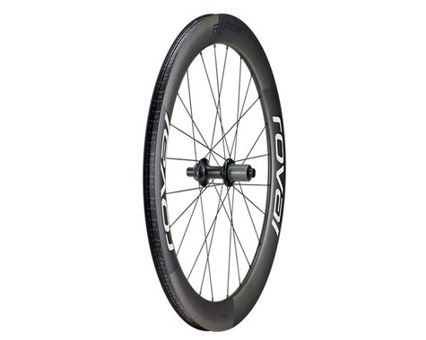 Specialized Roval Rapide CLX Rear Wheel (Carbon/White) (Shimano/SRAM 11spd Road) (12 x 142mm) (700c / 622 ISO)