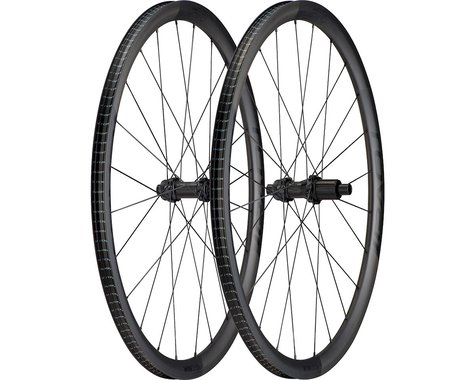 Specialized Roval Alpinist CL Wheelset (Carbon/Black) (Shimano/SRAM 11spd Road) (12 x 100, 12 x 142mm) (700c / 622 ISO)