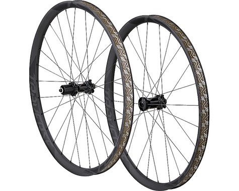 Specialized Roval Traverse SL Fattie Shimano Wheelset (Carbon/ (Shimano/SRAM) (15/20 x 110, 12 x 148mm) (650b / 584 ISO)