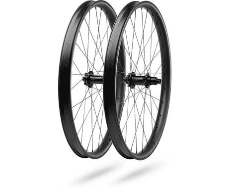 "Specialized Roval Traverse SL Fattie Carbon Wheelset (Blac (SRAM XD) (38mm Rim) (15 x 110, 12 x 148mm) (27.5"" / 584 ISO)"