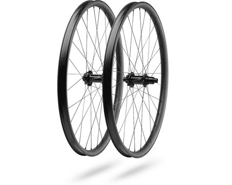 "Specialized Roval Traverse SL Fattie Carbon Wheelset (Black) (SRAM XD) (30mm Rim) (15 x 110, 12 x 148mm) (29"" / 622 ISO)"