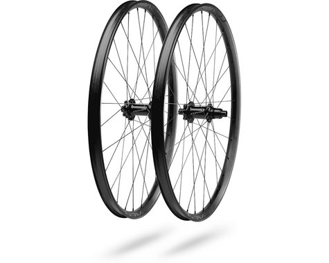 "Specialized Roval Traverse Fattie Alloy Wheelset (Black/Char (SRAM XD) (30mm Rim) (15 x 110, 12 x 148mm) (29"" / 622 ISO)"
