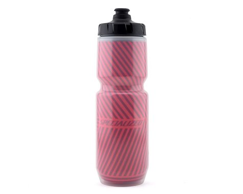 Specialized Purist Insulated MoFlo Water Bottle (Red) (23oz)