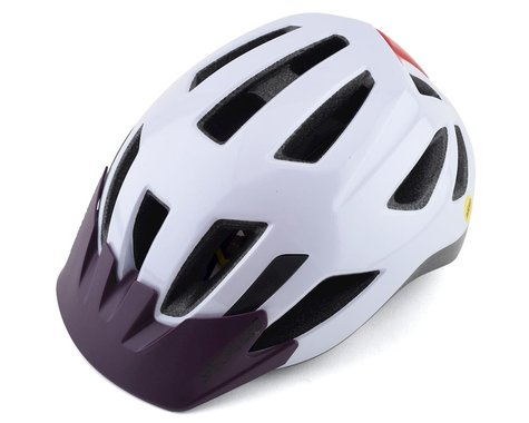 Specialized Shuffle LED MIPS Helmet (UV Lilac/Cast Berry) (Universal Child)