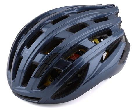 Specialized Propero III Helmet w/ ANGi (Gloss Cast Blue Metallic) (L)
