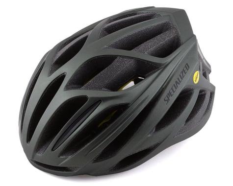 Specialized Echelon II Road Helmet w/ MIPS (Oak Green Metallic/Black Reflective) (M)
