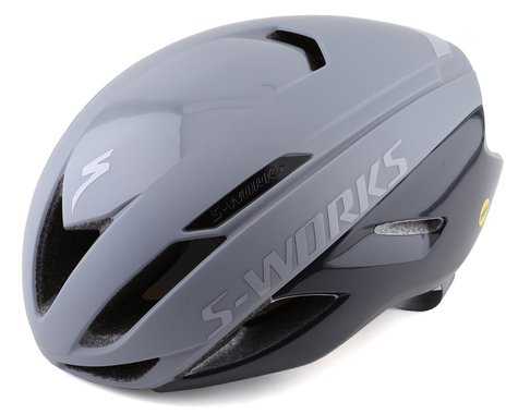 Specialized S-Works Evade Road Helmet (Cool Grey/Slate) (M)