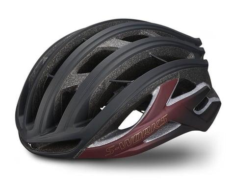 Specialized S-Works Prevail II Vent Helmet (Matte Maroon/Matte Black) (S)