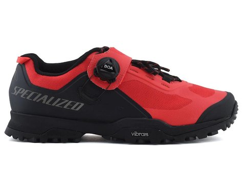 Specialized Rime 2.0 Mountain Bike Shoes (Red) (36)