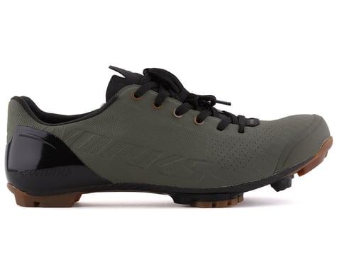 Specialized S-Works Recon Lace Gravel Shoe (Oak Green) (45)