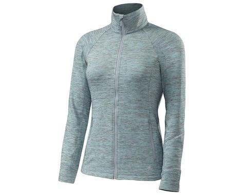 Specialized Women's Shasta Track Jacket (Turquoise Heather)