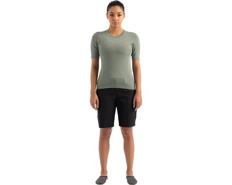 Specialized Women's RBX Adventure Short Sleeve Jersey (Sage Green) (XS)