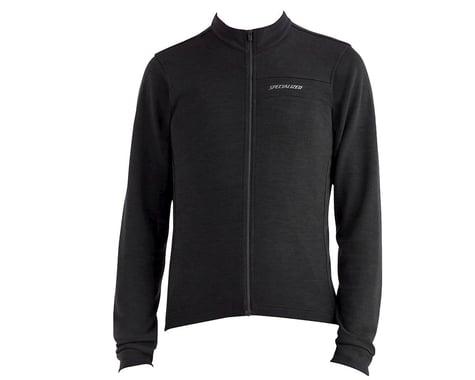 Specialized Men's RBX Merino Long Sleeve Jersey (Black) (XL)