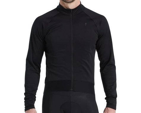 Specialized RBX Expert Long Sleeve Thermal Jersey (Black) (XL)