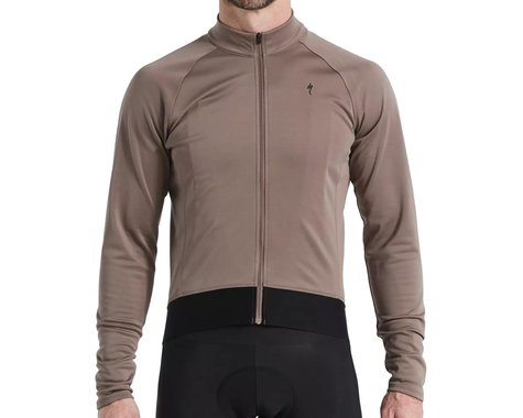 Specialized RBX Expert Long Sleeve Thermal Jersey (Gunmetal) (M)