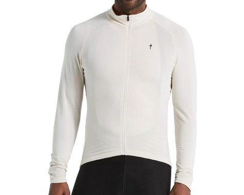 Specialized Men's Prime Power Grid Long Sleeve Jersey (White Mountans) (M)