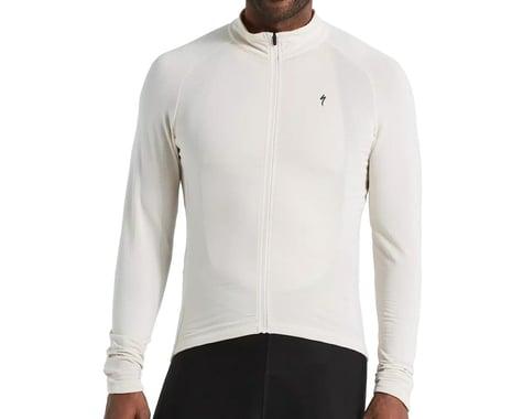 Specialized Men's Prime Power Grid Long Sleeve Jersey (White Mountans) (L)