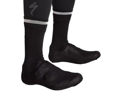 Specialized Reflect Overshoe Socks (Black) (S/M)