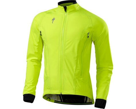 Specialized Deflect H2O Road Jacket (Neon Yellow) (S)
