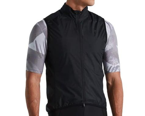 Specialized Men's SL Pro Wind Vest (Black) (2XL)