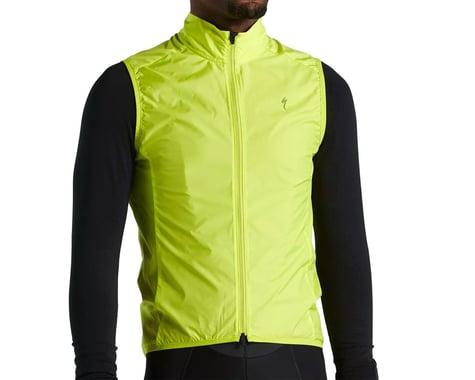 Specialized Men's SL Pro Wind Vest (HyperViz) (XL)