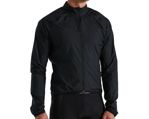 Specialized Men's SL Pro Wind Jacket (Black) (M)