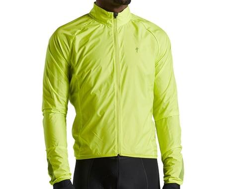 Specialized Men's SL Pro Wind Jacket (HyperViz) (XL)