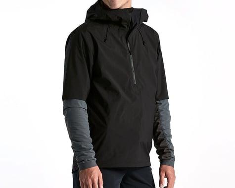 Specialized Trail-Series Short Sleeve Rain Anorak (Black) (S)