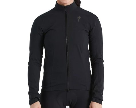 Specialized Women's RBX Comp Rain Jacket (Black) (L)