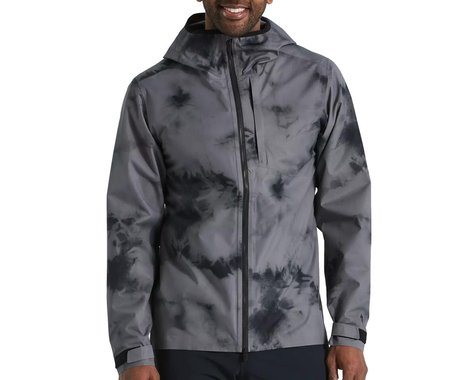 Specialized Men's Altered-Edition Trail Rain Jacket (Smoke) (M)