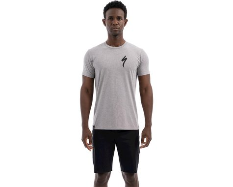 Specialized Men's Specialized T-Shirt (Charcoal) (XS)