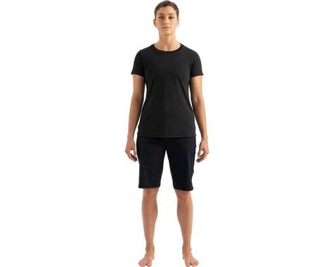 Specialized Women's Drirelease Tech Tee (Black) (XS)