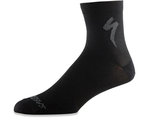 Specialized Soft Air Road Mid Socks (Black) (S)