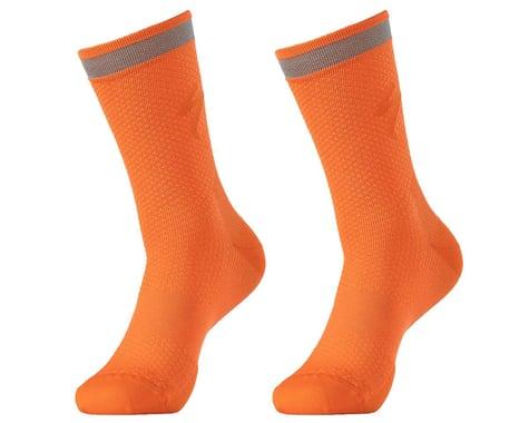 Specialized Soft Air Reflective Tall Socks (Blaze) (S)