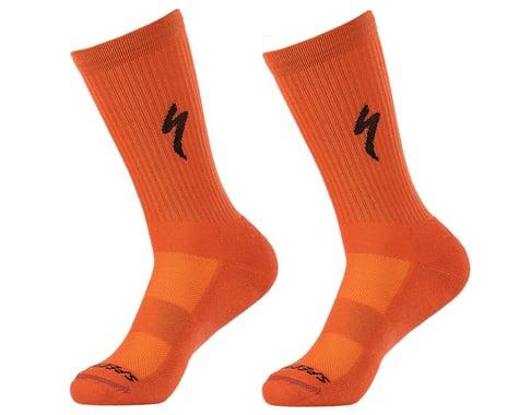 Specialized Techno MTB Tall Socks (Redwood) (S)