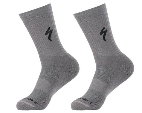 Specialized Techno MTB Tall Socks (Smoke) (S)