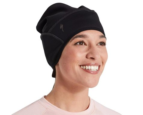 Specialized Thermal Hat/Neck Gaiter (Black) (Universal Adult)