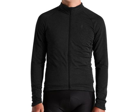 Specialized Men's Prime-Series Thermal Jersey (Black) (2XL)