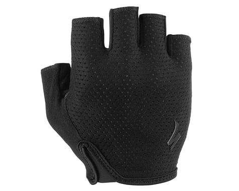 Specialized 2018 Body Geometry Grail Short Finger Gloves (Black) (2XL)