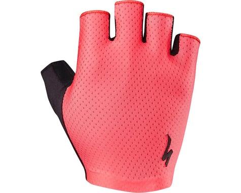 Specialized 2018 Body Geometry Grail Short Finger Gloves (Acid Red) (2XL)